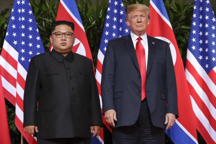 Takeaways from the #SingaporeSummit between #Trump & #NorthKorea w/ @CurtMills of www.NationalInterest.org